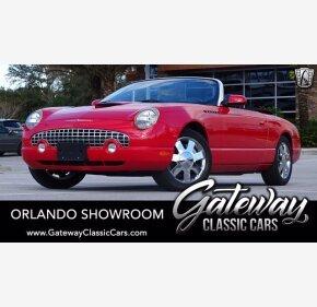 2002 Ford Thunderbird for sale 101471398