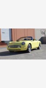2002 Ford Thunderbird for sale 101482326