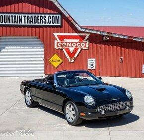 2002 Ford Thunderbird for sale 101484616