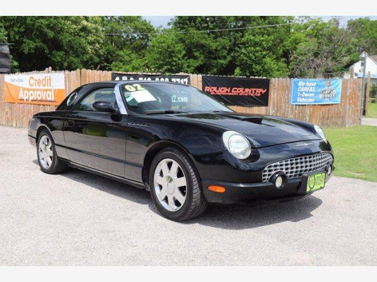 2002 Ford Thunderbird for sale 101496873