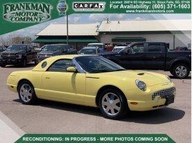 2002 Ford Thunderbird for sale 101528887