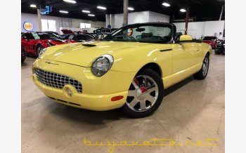 2002 Ford Thunderbird for sale 101547295