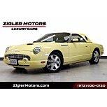 2002 Ford Thunderbird for sale 101564252
