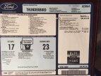 2002 Ford Thunderbird for sale 101587123