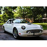 2002 Ford Thunderbird for sale 101594287