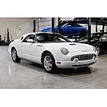 2002 Ford Thunderbird for sale 101612326
