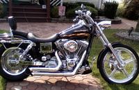 2002 Harley-Davidson Dyna for sale 200615961