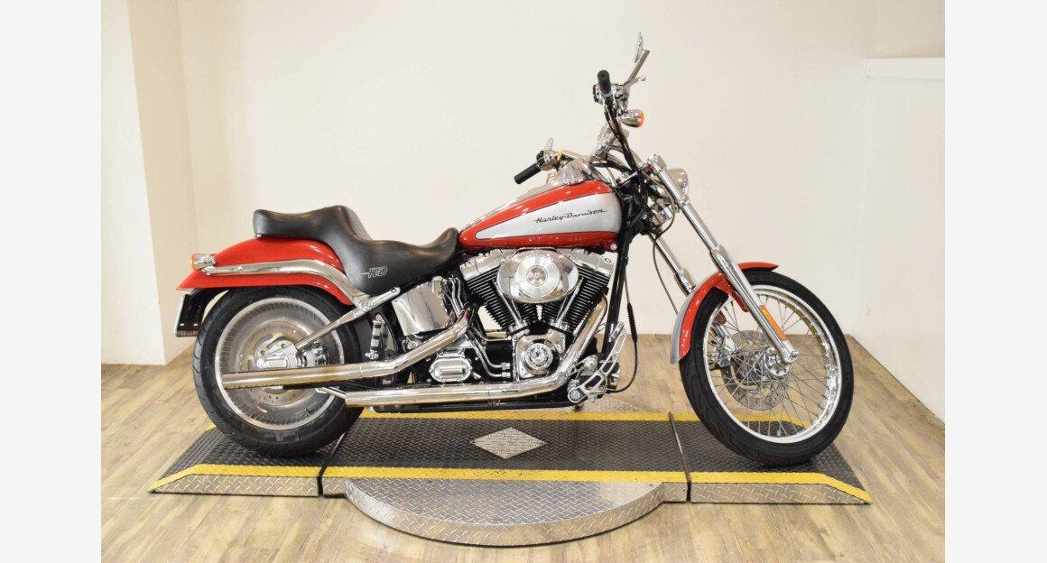 2002 Harley-Davidson Softail for sale 200620654