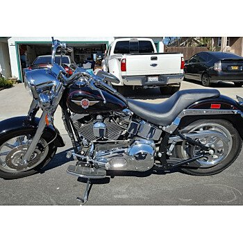 2002 Harley-Davidson Softail for sale 200547603