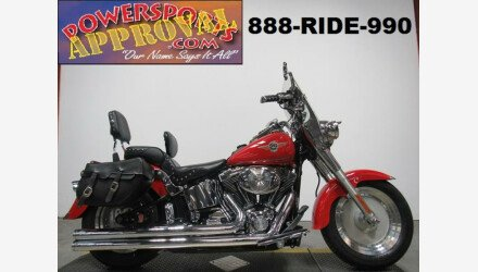 2002 Harley-Davidson Softail for sale 200704539