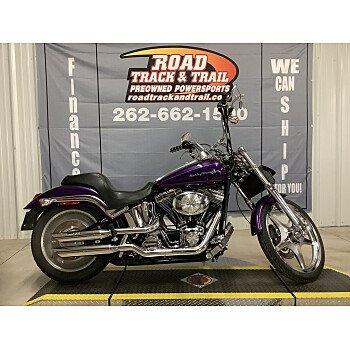 2002 Harley-Davidson Softail for sale 200906292