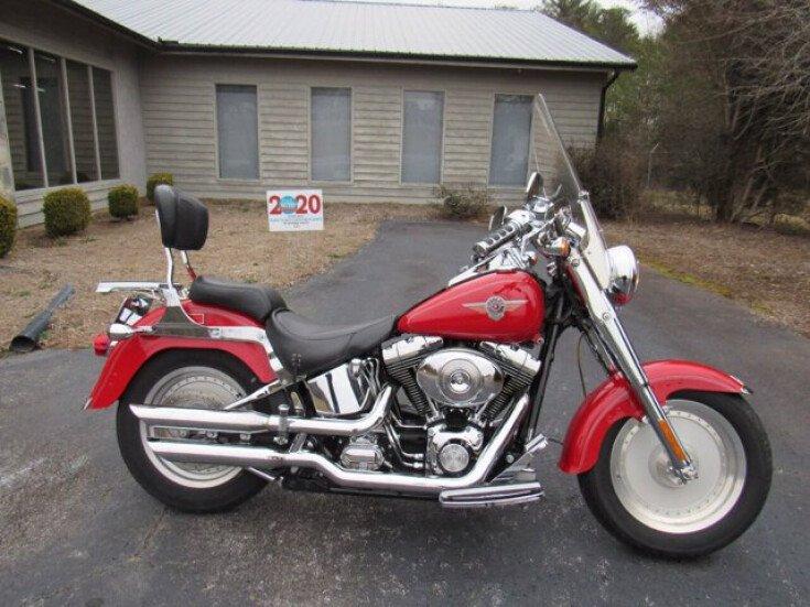 2002 Harley-Davidson Softail for sale 201046770