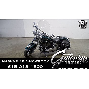 2002 Harley-Davidson Softail Springer for sale 201057564
