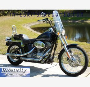 2002 Harley-Davidson Softail for sale 201070712