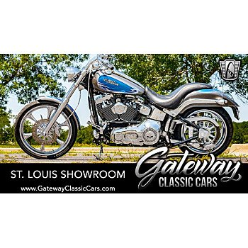 2002 Harley-Davidson Softail for sale 201140010