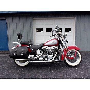 2002 Harley-Davidson Softail for sale 201152033