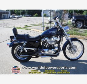 2002 Harley-Davidson Sportster for sale 200796411