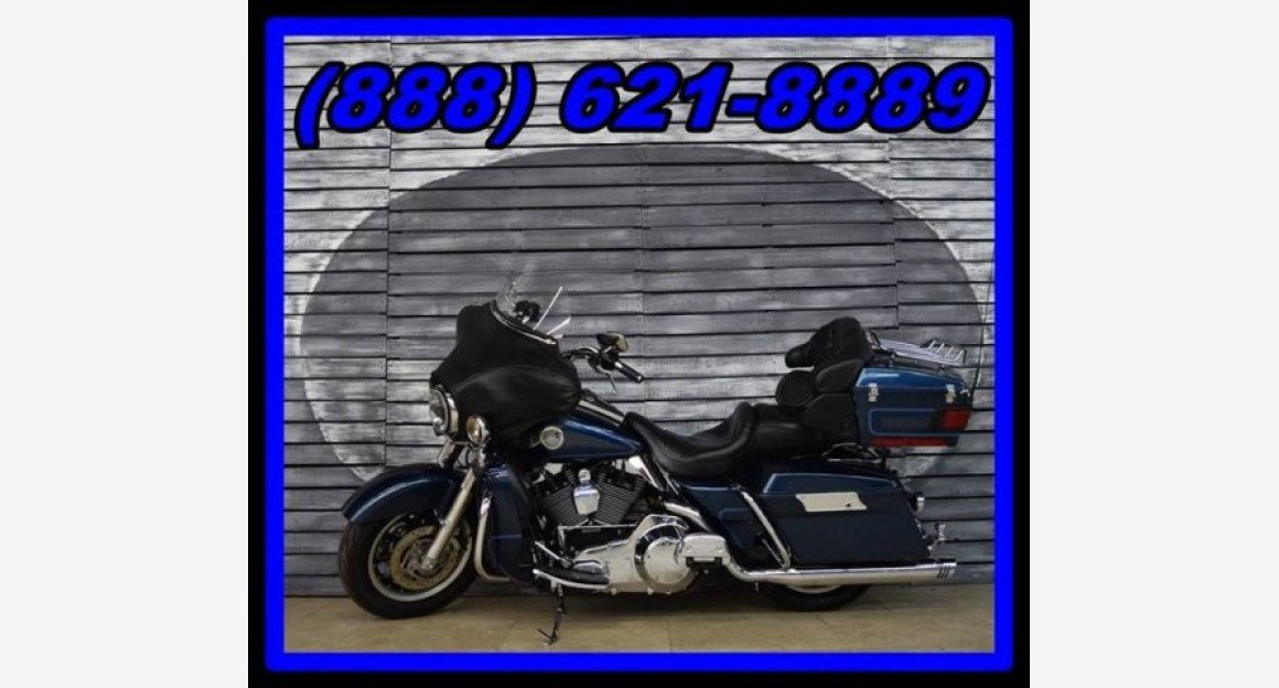 2002 Harley-Davidson Touring for sale 200623678