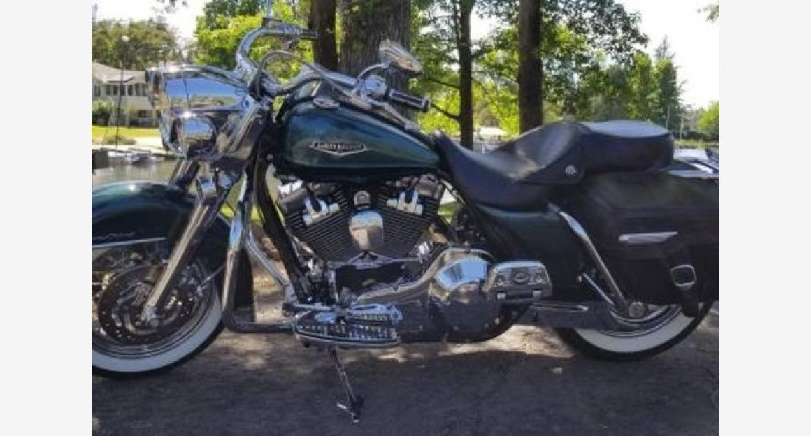 2002 Harley-Davidson Touring for sale 200629492