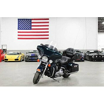 2002 Harley-Davidson Touring for sale 200707908