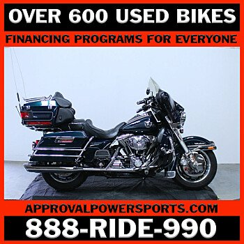2002 Harley-Davidson Touring for sale 201050315