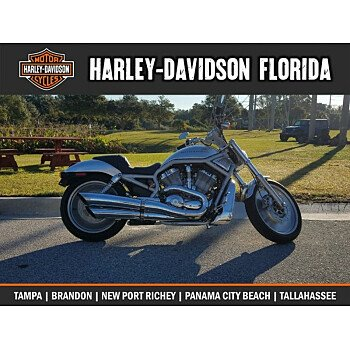 2002 Harley-Davidson V-Rod for sale 200523474
