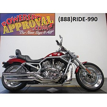 2002 Harley-Davidson V-Rod for sale 200812791