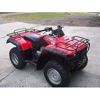 2002 Honda FourTrax Rancher for sale 200682888