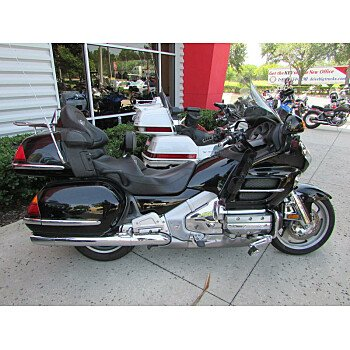 2002 Honda Gold Wing for sale 200765701