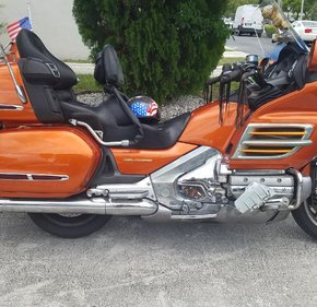 2002 Honda Gold Wing for sale 200957796