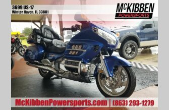 2002 Honda Gold Wing for sale 200970255