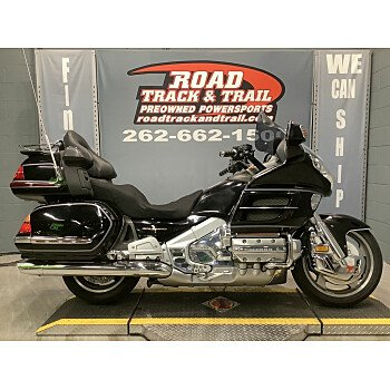 2002 Honda Gold Wing for sale 200991957