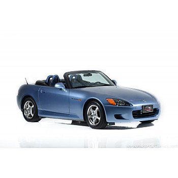 2002 Honda S2000 for sale 101154098