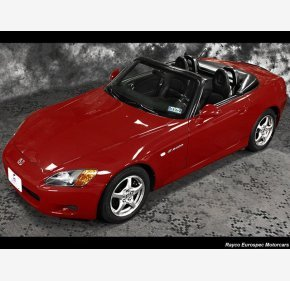 2002 Honda S2000 for sale 101185279