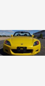2002 Honda S2000 for sale 101439198