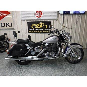 2002 Honda Shadow for sale 200707928