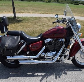 2002 Honda Shadow for sale 200620753
