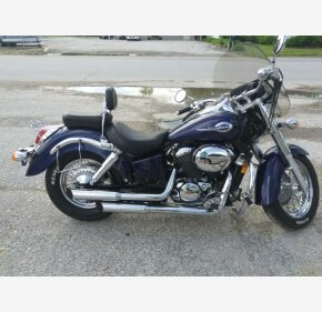 2002 Honda Shadow Ace Deluxe for sale 200918176