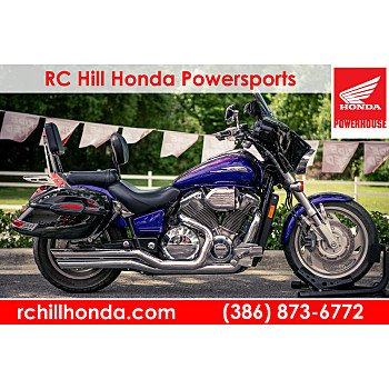 2002 Honda VTX1800 for sale 200730271