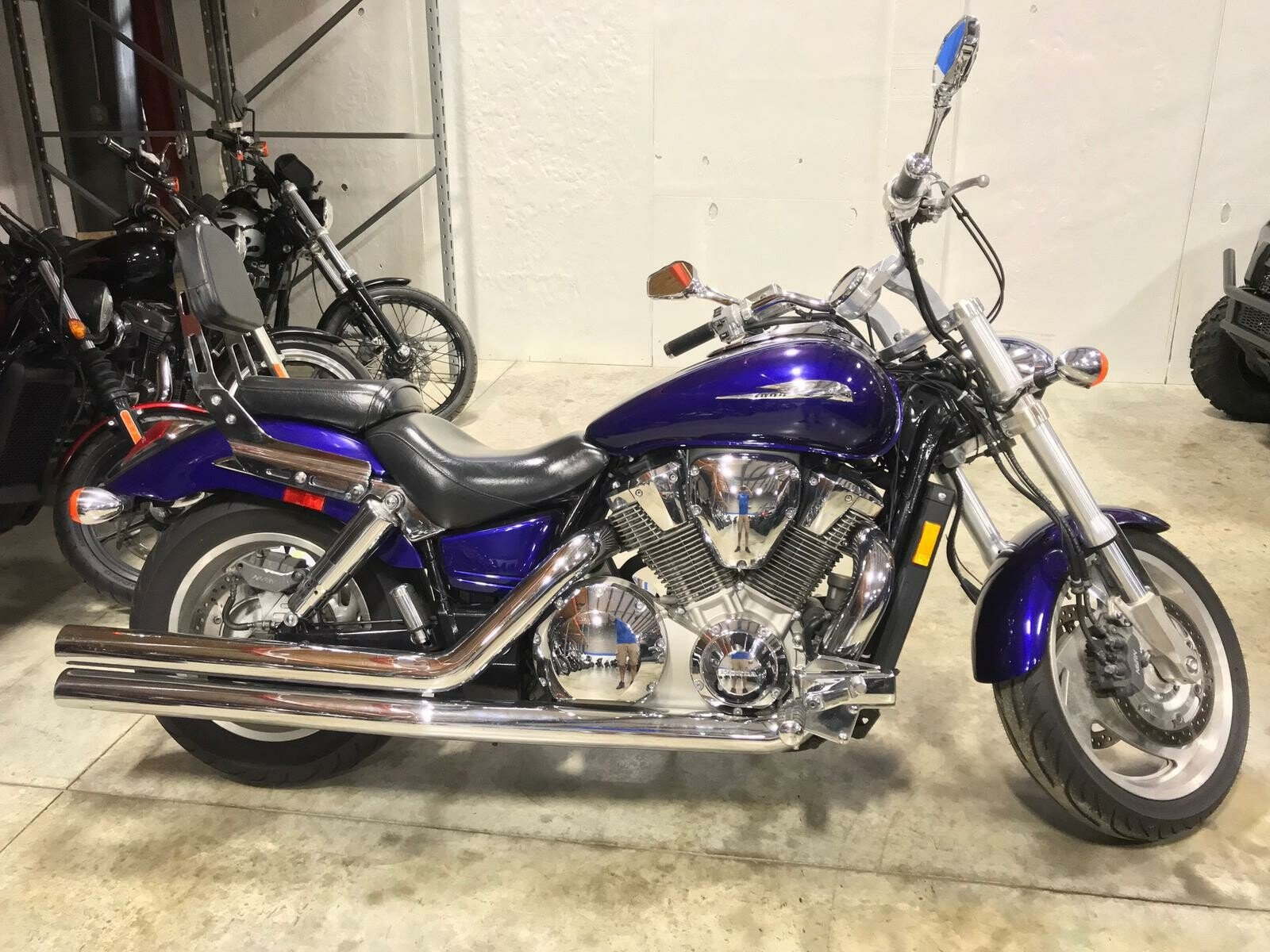 Honda Vtx1800 Motorcycles For Sale Motorcycles On Autotrader