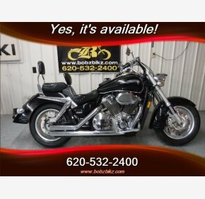 2002 Honda VTX1800 for sale 200691126