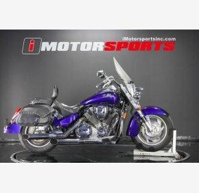 2002 Honda VTX1800 for sale 200708658