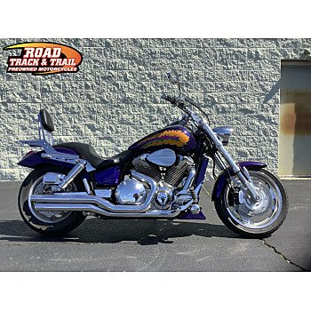 2002 Honda VTX1800 for sale 200742282
