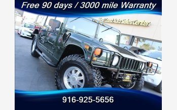 2002 Hummer H1 4-Door Wagon for sale 100970020