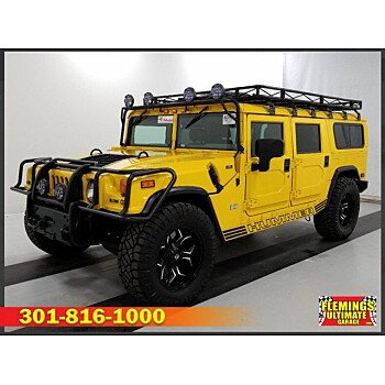 2002 Hummer H1 4-Door Wagon for sale 101282928