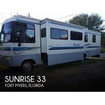2002 Itasca Sunrise for sale 300149579