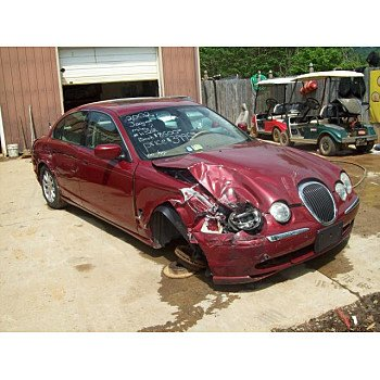 2002 Jaguar S-TYPE 4 for sale 100292715