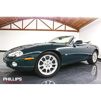 2002 Jaguar XK8 Convertible for sale 101011414