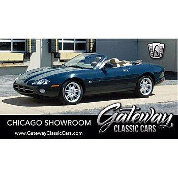 2002 Jaguar XK8 Convertible for sale 101579332