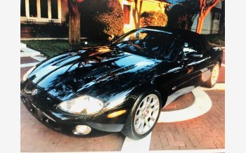2002 Jaguar XKR Convertible for sale 101204038